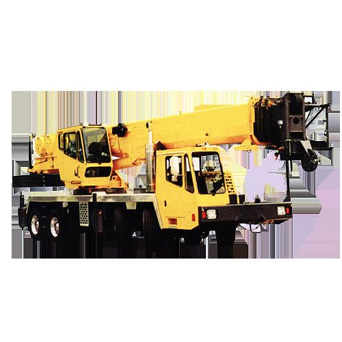 Hydraulic Truck Cranes / All Terrain